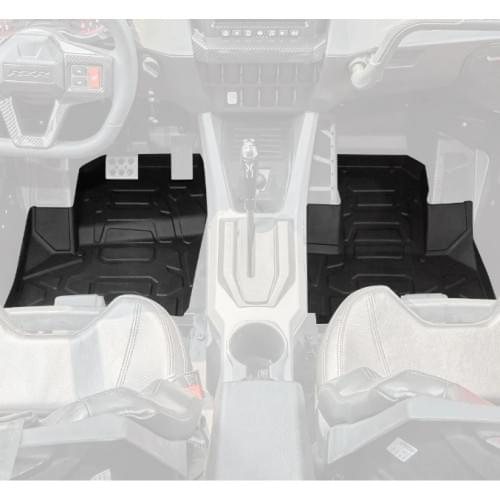 Комплект резиновых ковриков Polaris RZR PRO XP B0107-00501