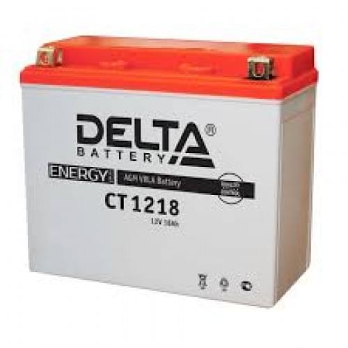 "Аккумулятор для квадроцикла ""Delta"" CT 1218"