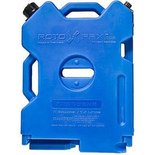 Канистра экспедиционная RotopaX для топлива 7,5л.