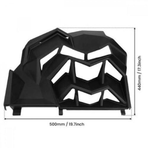 Пластиковая защита радиатора Can-Am Maverick X3 Kemimoto B0111-03001BK /RG100