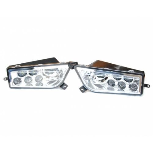 Комплект светодиодных фар для Polaris RZR 1000 2413786 2413135 2412336 2413787
