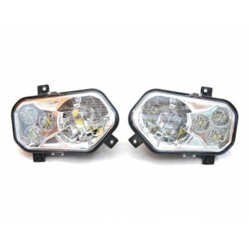 Светодиодный комплект фар для квадроцикла Polaris Sportsman RZR 800S 900 2411593 2411854, 2411594
